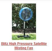 """Finding the perfect quality misting fans visit here www.bigfogg.com.  Bigfogg provides different types of misting fans such as Air Fogger-26"""" Misting Fan, Blitz High Pressure Moulded Shroud Misting Fan, to our customer at reasonable price."""
