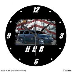 2008 HHR LARGE CLOCK