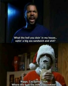 Friday after next movie - ice cube - rickey smiley - mike epps Tgif, Tv Quotes, Movie Quotes, Funny Quotes, Crazy Quotes, Movie Memes, Funny Movies, Someecards, Funny Videos