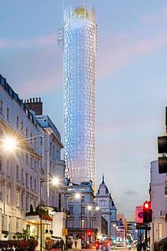"""A people-friendly development with up to 475 homes has won a competition to design an alternative to the """"Paddington Pole"""" skyscraper planned for a site next to the station.  The contest, run by research institute Create Streets, opened in March after a public outcry over the proposed 72-storey tower when it was first revealed in December. The plan, from the team behind The Shard, has since been withdrawn and a new lower-rise version is being worked on."""