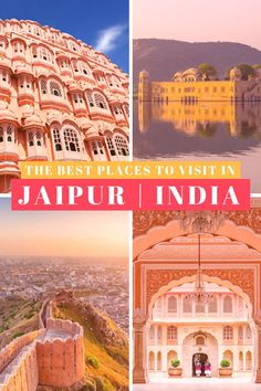 Places To Visit In Jaipur - Best places to visit in Jaipur India #traveltips #asia #trip #planning #adventure
