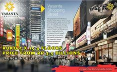 Vasanta Innopark Shopping Street
