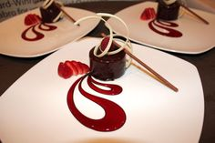 award winning plated desserts - Google Search