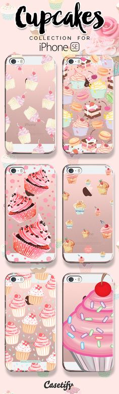 You can't buy happiness, but you can buy cupcakes. Take a look at these cases featuring cupcakes on our site now! https://www.casetify.com/search?keyword=cupcake | @casetify