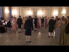 Cotillion at the Grand Napoleonic Ball held at in Florence on May 22nd 2010 at Villa del Poggio Imperiale, imperial residence of Elisa Bonaparte Baciocchi from 1809 till 1814. M° Donald Francis, Artistic Director of L' Atelier de Danse, was the dancing master and M° James Gray led the orchestra. Produced by the Jane Austen Society Florence
