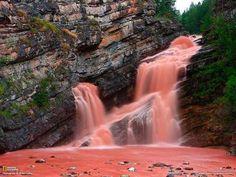 Cachoeira Cameron (Canadá)