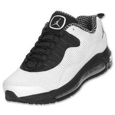 Jordan Comfort Max 10 (White, Black, Stealth)