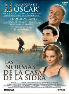 Las normas de la Casa de la Sidra (1999) EEUU. Dir: Lasse Hallström. Drama.Romance - DVD CINE 2109