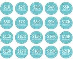 192 best wedding budgeting images on pinterest dream wedding