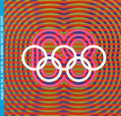 Sin lugar a dudas todo el trabajo que realizó Lance Wyman y su equipo para desarrollar la imagen de los Juegos Olímpicos de México en 1968 ha sido de las mejores se han desarrollado para este evento deportivo.Les comparto una buena serie de fotografías que me encontré y que pertenecen al archivo personal del diseñador las cuales al menos yo no había visto nunca y que incluye desde artes finales, bocetos, aplicaciones y muy buenas fotografías.Lance Wyman
