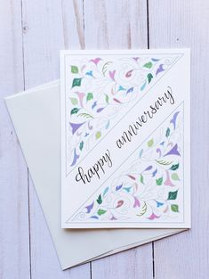 Homemade Anniversary Cards, Anniversary Cards For Couple, Happy Anniversary Cards, Anniversary Verses, Anniversary Gifts, Wedding Cards Handmade, Handmade Birthday Cards, Girl Birthday Cards, Birthday Images