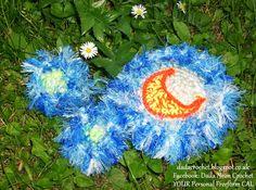 Dada Neon Crochet: YOUR Personal Freeform CAL! - Week 4
