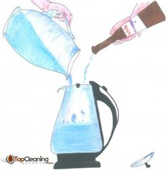some tips and tricks to help clean and descale your electric kettle.