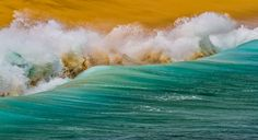 The sea was angry that day, my friends - Cabo San Lucas, Baja California Sur, Mexico