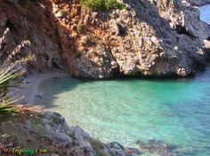 Sicily Beaches | scopello beach in sicily,sicily,beach,scopello,italy