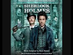 Sherlock Holmes Movie Soundtrack - Not In Blood, But In Bond   LOVE THIS