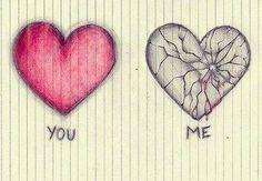 your heart vs mine