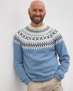 Men Sweater, Wool, Knitting, Instagram Posts, Sweaters, Fashion, Threading, Dressing Up, Cast On Knitting