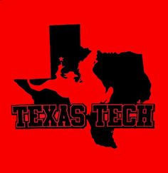 Guns Up! My husband and son graduated from Texas Tech!