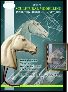 Sculpting horse - SUPERB setup of how to sculpt horses. google his name and check it out.