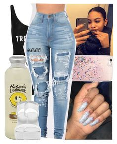 """""""bed medicine x eric bellinger"""" by lamamig ❤ liked on Polyvore featuring ADRIANA DEGREAS and Nly Shoes"""