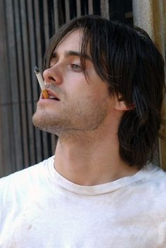Jared Leto i just love him so much! ahh!!