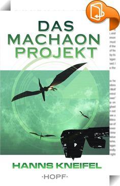 Das Machaon-Projekt    ::  Der Planet Machaon steckt mitten in der Kreidezeit. Dampfende Dschungel und gigantische Saurierherden erwarten das terranische Expeditionsteam. Doch als die Wissenschaftler auf einen Trupp menschlicher Jäger stoßen, geraten sie in einen Strudel unglaublicher Ereignisse, ebenso bizarr wie lebensgefährlich - denn Machaon wahrt sein wahres Geheimnis gut!  Das Machaon-Projekt erschien 1964 in drei Heftromanen: »Dämonen der Nacht«, »Herrin der Fische«, »Projekt Ei...