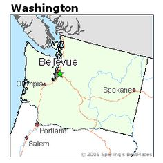 Best Places to Live in Bellevue, Washington
