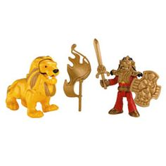 Shop for Imaginext® Knight & Lion and buy something that will spark your child's imagination. Find the perfect action toys featuring pirates, dinosaurs and dragons from Imaginext and Fisher-Price.