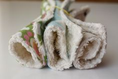 simple washcloth tutorial