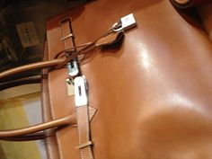 Birkin bag barenia leather