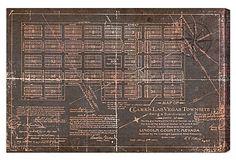 Las Vegas Map on OneKingsLane.com