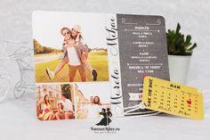 Invitatie de nunta Save The Date