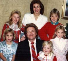 Maxwell Sr & Karen Rose VanNatter Family