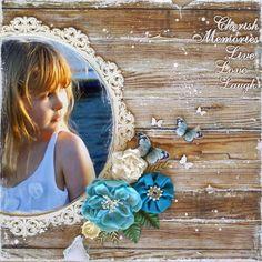 Scrapmatts Cherish Memories - Sonia Thomason