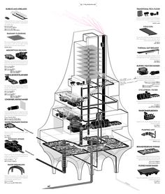 483 best Architectural Diagrams images on Pinterest in 2018 ...