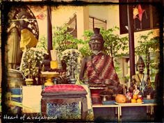 The old medicine Hospital – Chiang Mai train in traditional thai massage