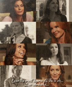 desperate housewives  Mary alice quote