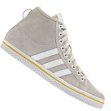 Adidas Honey Stripes Mid W Talla 7,5 Bliss RRP £ 70 BNIB d65653 un par solamente