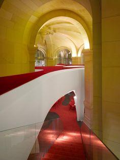 Intervención del Restaurante de la Ópera de Paris de Garnier #Arquitectura