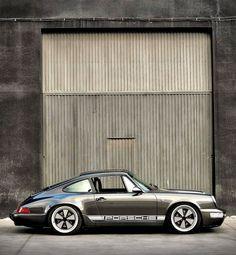 Born in the Porsche 911 Carrera has become a legend. Read more Porsche history in our article on Porsche black edition. Porsche 964, Porsche 911 Speedster, Porsche Autos, Porsche Cars, Singer Porsche, Ferrari Car, Porsche Classic, Classic Cars, Suv Bmw