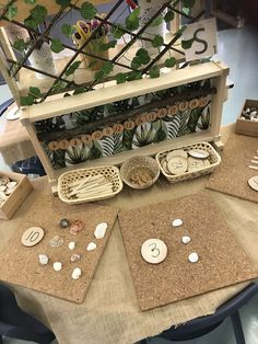 Maths inspired learning centre MATHEMATIC HISTORY Mathematics is one of the oldest sciences in human Reggio Emilia Classroom, Reggio Inspired Classrooms, Montessori Classroom, Classroom Setup, Classroom Displays, Preschool Rooms, Preschool Classroom, Kindergarten Math, Early Years Classroom