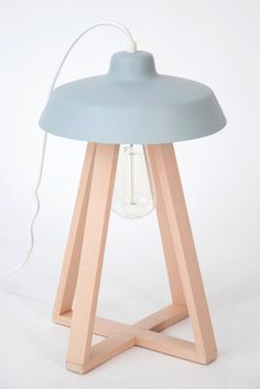 Sputnik lamp by StudioMOSSdesign