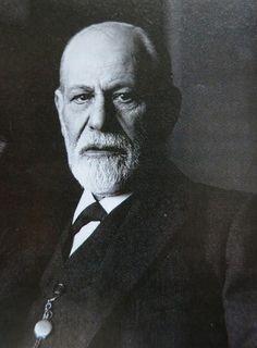 Sigmund Freud -1858-1939-