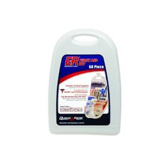 ER Emergency Ready 4 Person First Aid Kit ** Learn more by visiting the image link.(This is an Amazon affiliate link)