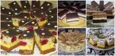 10 szuper süti, amit imádni a vendégek - Receptneked.hu - Kipróbált receptek képekkel Holidays And Events, Tiramisu, Cheesecake, Deserts, Ethnic Recipes, Food, Drinks, Sheet Cakes, Cheesecake Cake