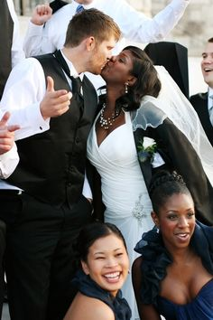 Interracial Wedding Beautiful | ... How Interracial Couples Can Create Fantastic 'Fusion' Weddings