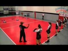 Make the Most of Practice with These Volleyball Specific Warm-Ups! - YouTube