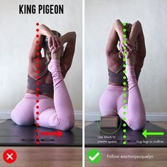 Vinyasa Yoga, Yoga Bewegungen, Yoga Flow, Yoga Fitness, Workout Fitness, Fitness Motivation, Easy Fitness, Butt Workout, Yoga Posen