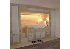 Moorman Berge Alcove Bed | Remodelista